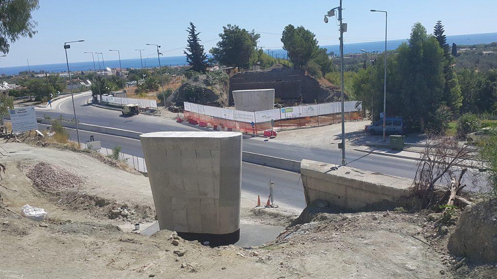 Γέφυρα Άνω Διάβασης Αφάντου